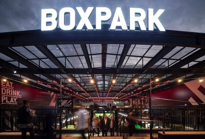 BOXPARK TAXIS