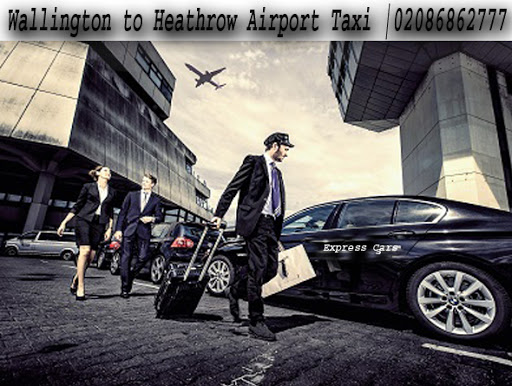 Wallington Heathrow Airport Taxi